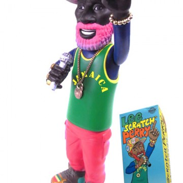 Lee Scratch Perry Doll