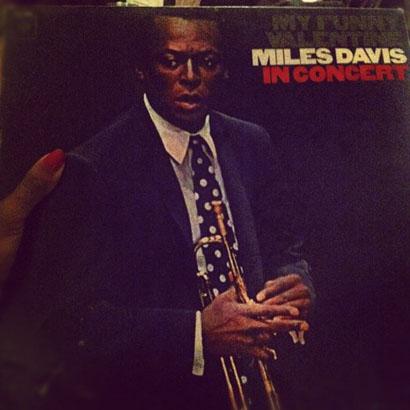 "Miles Davis ""My Funny Valentine"""