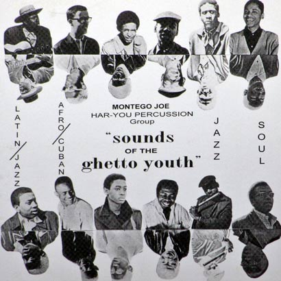 "Forgotten Treasure: Har-You Percussion Group ""Sounds of the Ghetto Youth"""