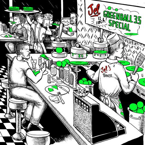 """Future Classic: Jel """"Greenball 3.5″"""