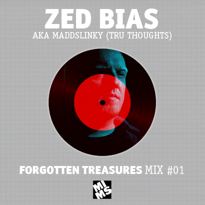 "Zed Bias ""Forgotten Treasures Mix #01″"