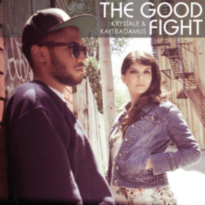 "Future Classic: Krystale & Kaytradamus ""The Good Fight EP"""