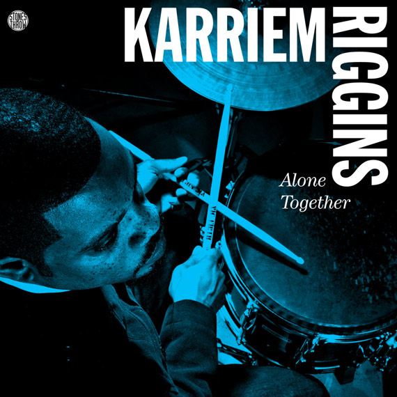 "Karriem Riggins ""Alone Together"" Album Preview"