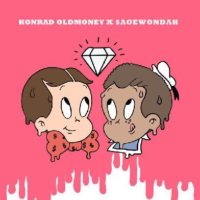 Guest Mixes: Konrad OldMoney x Sagewondah