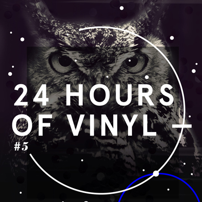 MIMS' 24 Hours of Vinyl – 5th Edition