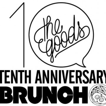 Happy 10th Anniversary to THE GOODS!