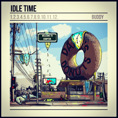 """Buddy """"Idle Time"""" (Produced by Pharrell)"""