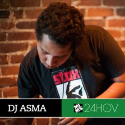 24 Hours of Vinyl Mixes: DJ ASMA