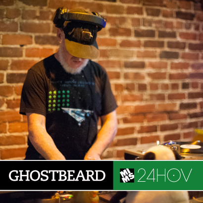 24 Hours of Vinyl Mix: Ghostbeard
