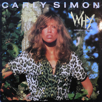 "Forgotten Treasure: Carly Simon ""Why"""