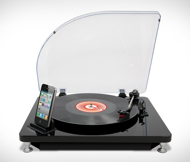 ILP Digital Conversion Turntable from ION Audio
