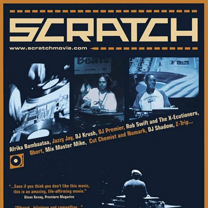 """SCRATCH"" Documentary by Doug Pray"