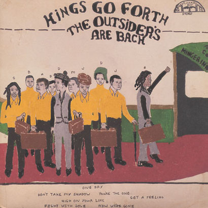 "Future Classic: Kings Go forth ""The Outsiders Are Back"""