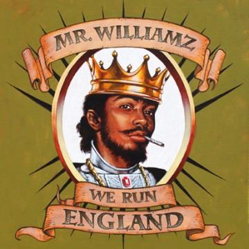 """Future Classic: Mr Williamz """"We Run England"""""""