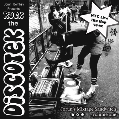 "Jorun Bombay's ""Rock The Discotek"""