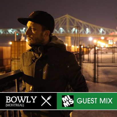 Guest Mix #09: BOWLY (ESL Crew, Nasty.FM)