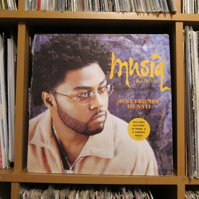 "Forgotten Treasure: Musiq Soulchild ""Just Friends"" E-Smoove Remix"