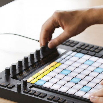Ableton Push – New Dedicated Controller