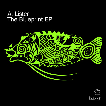 "A Lister ""The Blueprint EP"""