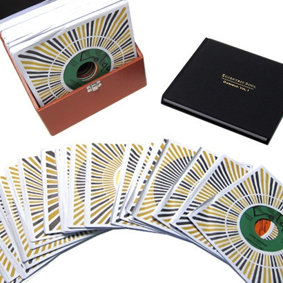 Numero Group: Omnibus: Vol.1 45×45 Boxset + Book