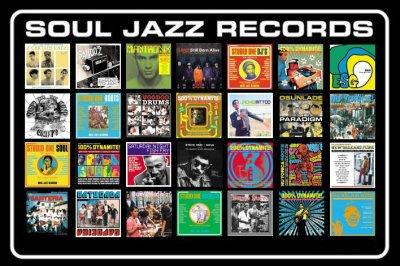 Reggae Soundsystem 45 By Soul Jazz Records Music Is My