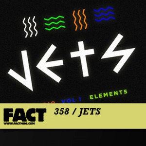 Fact Mix 358 - Jets (Jimmy Edgar and Travis Stewart)