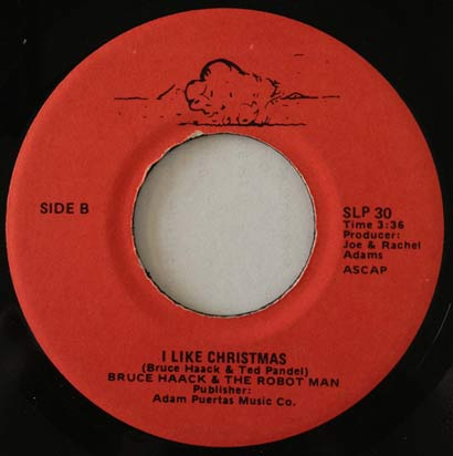 Bruce Haak - I Like Christmas