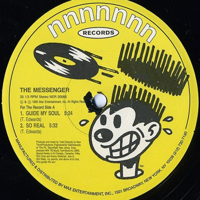 "Forgotten Treasure: The Messenger aka Todd Edwards ""Guide My Soul"""