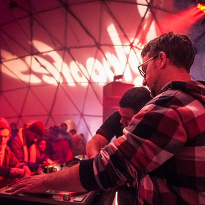 MIMS at Igloofest 2013