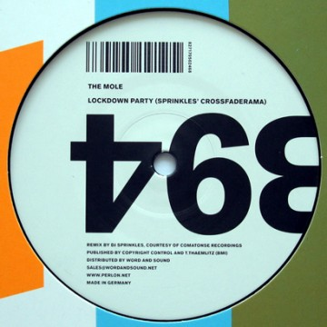"The Mole ""Lockdown Party"" (DJ Sprinkles' Crossfaderama)"