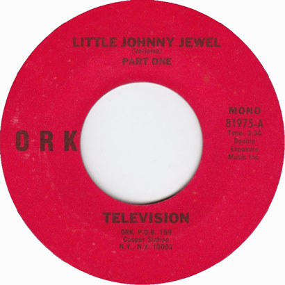 television-little-johnny-jewel-part-one-ork