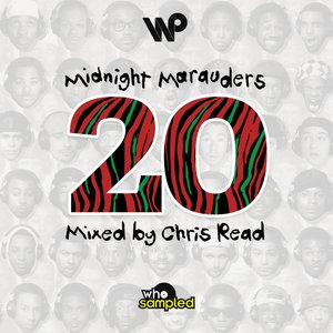 "A Tribe Called Quest ""Midnight Marauders' 20th Anniversary Mixtape"" mixed by Chris Read"