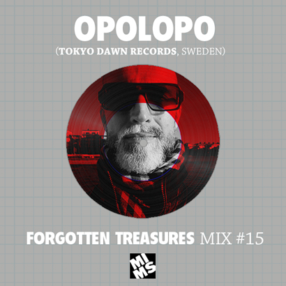 "Opolopo ""Forgotten Treasures Mix #15″"