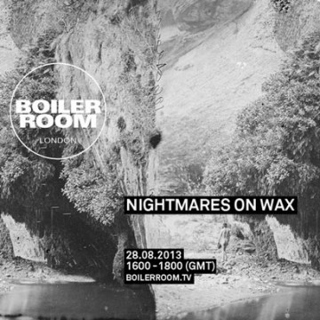 """Nightmares On Wax """"Boiler Room Mix"""""""