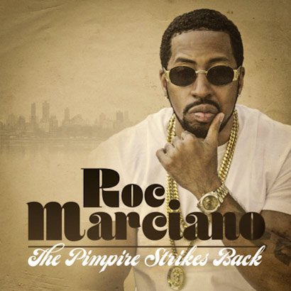 "Roc Marciano ""The Pimpire Strikes Back"""