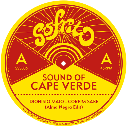 "Sofrito Records ""Sound of Cape Verde EP"""