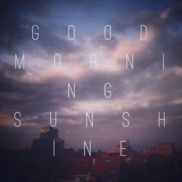 """LEFTO """"Good Morning Sunshine"""""""