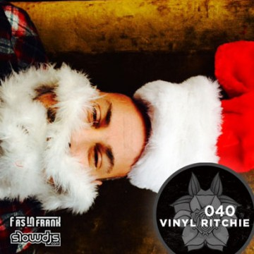 """Vinyl Ritchie """"A Christmas Special"""""""