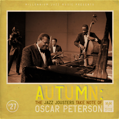 "The Jazz Jousters ""Autumn"" Oscar Peterson Special"