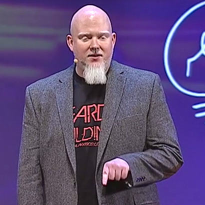Brother Ali's Conference at Chicago Ideas