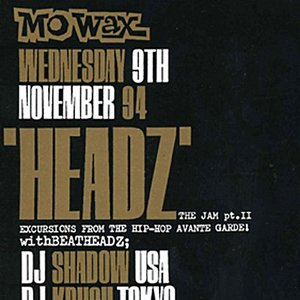 "DJ Shadow & DJ Krush ""Mo' Wax Tour 1994″"