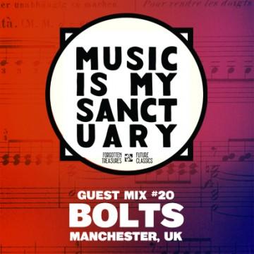 Bolts - DJ Mix - Manchester, UK