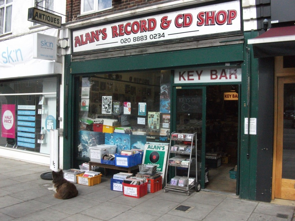 Om Unit London Uk Quot My Favourite Record Stores Quot Music