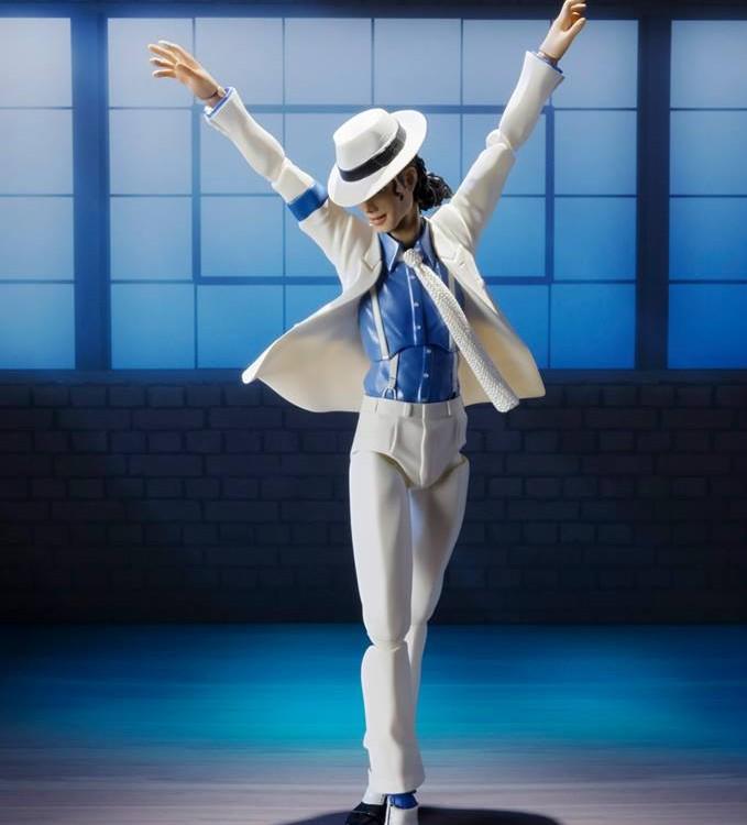 Michael Jackson Smooth Criminal Doll