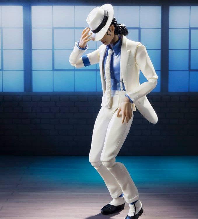 Michael Jackson Smooth Criminal Doll By S H Figuarts