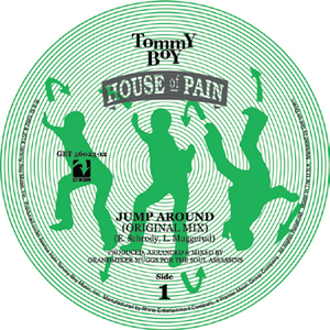 House Of Pain Jump Around Green