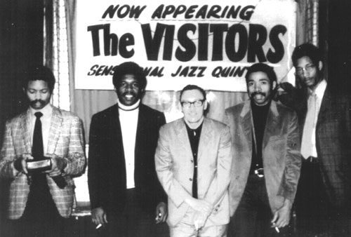 The Visitors Earl Carl Grubbs Thevisitors2