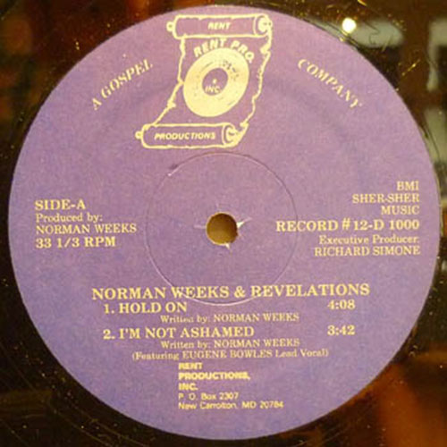 Norman-weeks