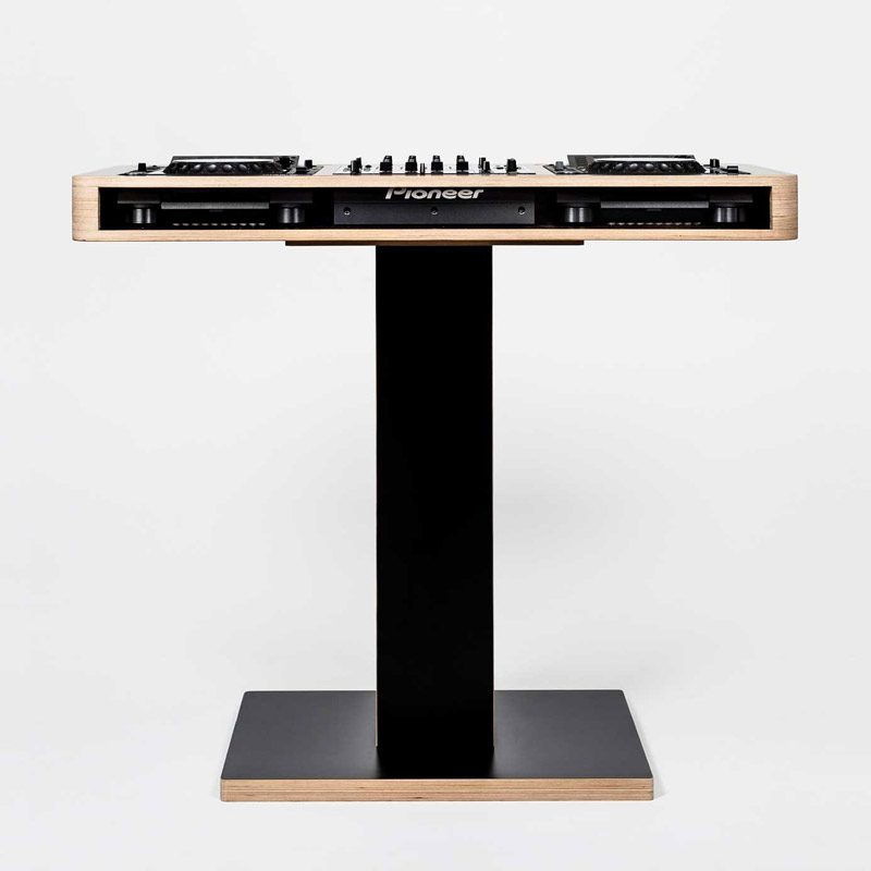 Wonderful DJ furniture by Hoerboard The Stereo T