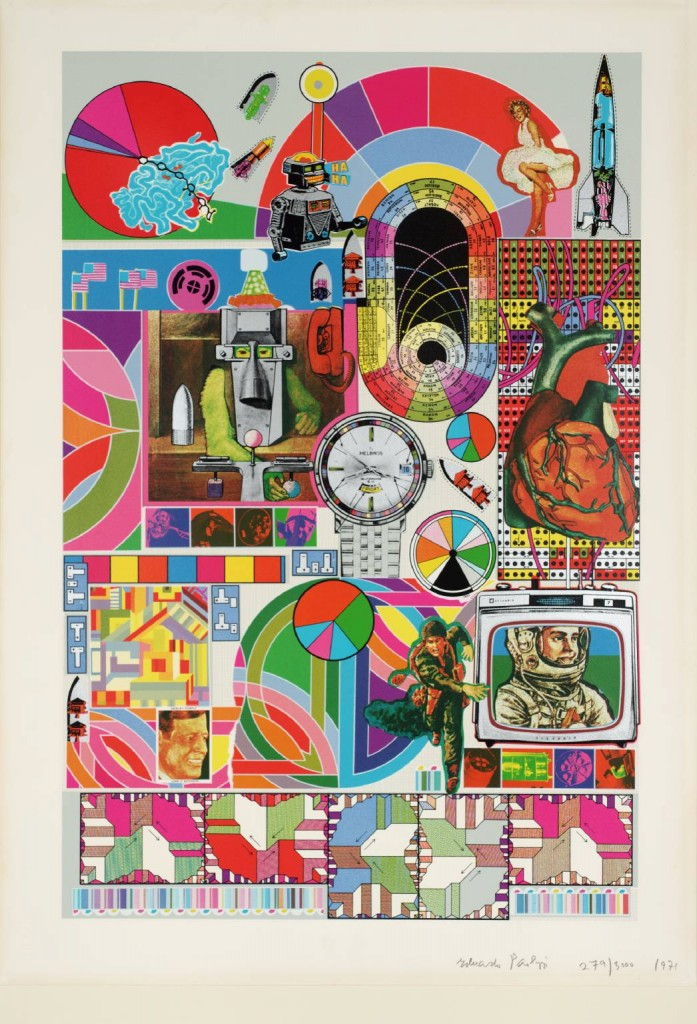 Bash 1971 Sir Eduardo Paolozzi 1924-2005 Purchased 1981 http://www.tate.org.uk/art/work/P07414